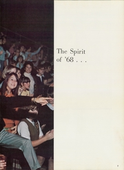 Page 11, 1968 Edition, Sequoyah High School - Phoenix Yearbook (Atlanta, GA) online yearbook collection