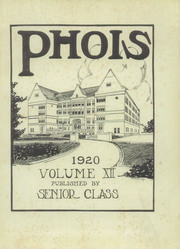Page 5, 1920 Edition, Poughkeepsie High School - Phois Yearbook (Poughkeepsie, NY) online yearbook collection