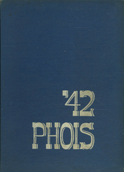 1942 Edition, Poughkeepsie High School - Phois Yearbook (Poughkeepsie, NY)