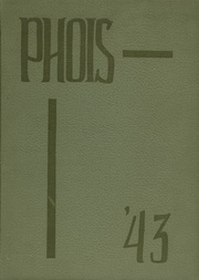 1943 Edition, Poughkeepsie High School - Phois Yearbook (Poughkeepsie, NY)