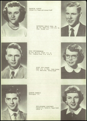 Page 12, 1952 Edition, Pike High School - Pikes Peek Yearbook (Indianapolis, IN) online yearbook collection