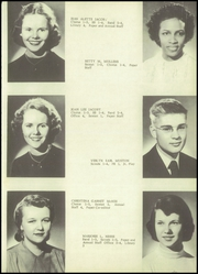 Page 13, 1952 Edition, Pike High School - Pikes Peek Yearbook (Indianapolis, IN) online yearbook collection