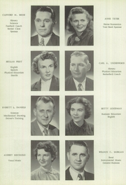 Page 12, 1954 Edition, Pike High School - Pikes Peek Yearbook (Indianapolis, IN) online yearbook collection