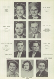 Page 13, 1954 Edition, Pike High School - Pikes Peek Yearbook (Indianapolis, IN) online yearbook collection