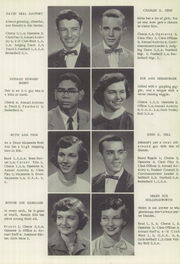 Page 17, 1954 Edition, Pike High School - Pikes Peek Yearbook (Indianapolis, IN) online yearbook collection