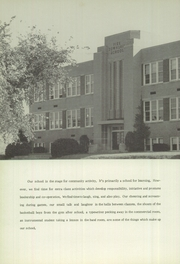 Page 8, 1954 Edition, Pike High School - Pikes Peek Yearbook (Indianapolis, IN) online yearbook collection