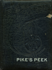 1956 Edition, Pike High School - Pikes Peek Yearbook (Indianapolis, IN)