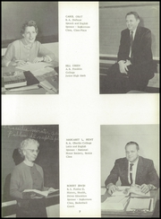 Page 11, 1959 Edition, Pike High School - Pikes Peek Yearbook (Indianapolis, IN) online yearbook collection