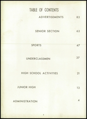 Page 6, 1959 Edition, Pike High School - Pikes Peek Yearbook (Indianapolis, IN) online yearbook collection