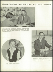 Page 8, 1959 Edition, Pike High School - Pikes Peek Yearbook (Indianapolis, IN) online yearbook collection