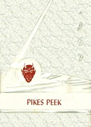 1960 Edition, Pike High School - Pikes Peek Yearbook (Indianapolis, IN)