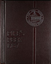 1967 Edition, Pike High School - Pikes Peek Yearbook (Indianapolis, IN)