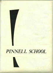 1958 Edition, Pinnell High School - Pinnell Yearbook (Lebanon, IN)