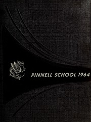 1964 Edition, Pinnell High School - Pinnell Yearbook (Lebanon, IN)