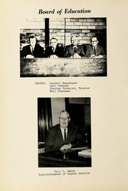 Page 6, 1964 Edition, Pinnell High School - Pinnell Yearbook (Lebanon, IN) online yearbook collection