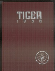 1938 Edition, McKinley High School - Tiger Yearbook (Marshfield, WI)