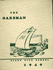 1940 Edition, Glenn High School - Pirate Yearbook (Terre Haute, IN)