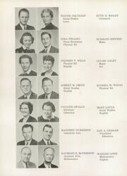 Page 12, 1940 Edition, Glenn High School - Pirate Yearbook (Terre Haute, IN) online yearbook collection