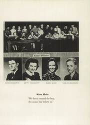 Page 7, 1940 Edition, Glenn High School - Pirate Yearbook (Terre Haute, IN) online yearbook collection