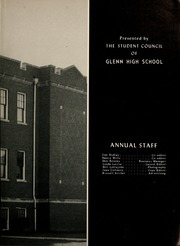 Page 7, 1957 Edition, Glenn High School - Pirate Yearbook (Terre Haute, IN) online yearbook collection
