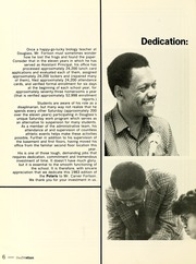 Page 10, 1983 Edition, Frederick Douglass High School - Polaris Yearbook (Atlanta, GA) online yearbook collection