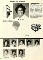 Page 14, 1983 Edition, Frederick Douglass High School - Polaris Yearbook (Atlanta, GA) online yearbook collection