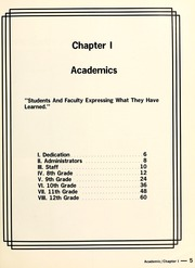 Page 9, 1983 Edition, Frederick Douglass High School - Polaris Yearbook (Atlanta, GA) online yearbook collection