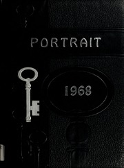1968 Edition, Hamilton High School - Portrait Yearbook (Hamilton, MI)