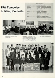 Page 100, 1968 Edition, Hamilton High School - Portrait Yearbook (Hamilton, MI) online yearbook collection