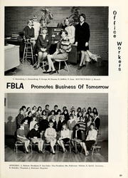 Page 93, 1968 Edition, Hamilton High School - Portrait Yearbook (Hamilton, MI) online yearbook collection
