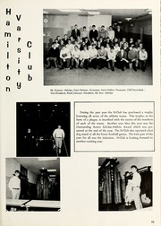 Page 99, 1968 Edition, Hamilton High School - Portrait Yearbook (Hamilton, MI) online yearbook collection