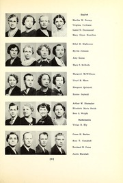 Page 11, 1936 Edition, George Washington High School - Post Yearbook (Indianapolis, IN) online yearbook collection