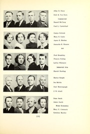 Page 13, 1936 Edition, George Washington High School - Post Yearbook (Indianapolis, IN) online yearbook collection