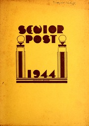 Page 1, 1944 Edition, George Washington High School - Post Yearbook (Indianapolis, IN) online yearbook collection
