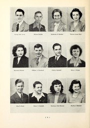 Page 10, 1944 Edition, George Washington High School - Post Yearbook (Indianapolis, IN) online yearbook collection