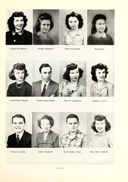 Page 11, 1944 Edition, George Washington High School - Post Yearbook (Indianapolis, IN) online yearbook collection