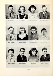 Page 14, 1944 Edition, George Washington High School - Post Yearbook (Indianapolis, IN) online yearbook collection