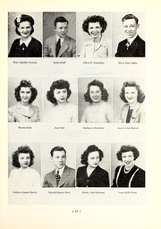 Page 15, 1944 Edition, George Washington High School - Post Yearbook (Indianapolis, IN) online yearbook collection