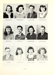 Page 17, 1944 Edition, George Washington High School - Post Yearbook (Indianapolis, IN) online yearbook collection