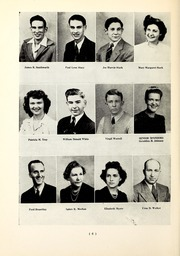 Page 8, 1944 Edition, George Washington High School - Post Yearbook (Indianapolis, IN) online yearbook collection