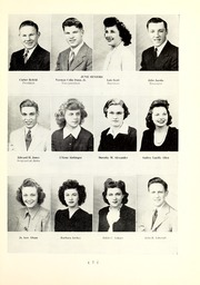 Page 9, 1944 Edition, George Washington High School - Post Yearbook (Indianapolis, IN) online yearbook collection
