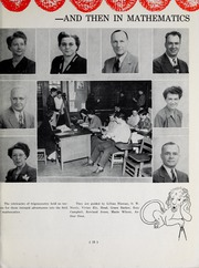 Page 17, 1946 Edition, George Washington High School - Post Yearbook (Indianapolis, IN) online yearbook collection