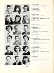 Page 10, 1951 Edition, George Washington High School - Post Yearbook (Indianapolis, IN) online yearbook collection