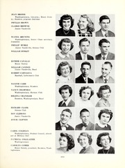 Page 11, 1951 Edition, George Washington High School - Post Yearbook (Indianapolis, IN) online yearbook collection