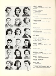 Page 12, 1951 Edition, George Washington High School - Post Yearbook (Indianapolis, IN) online yearbook collection