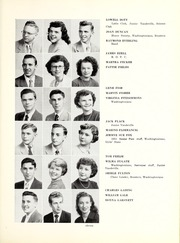 Page 13, 1951 Edition, George Washington High School - Post Yearbook (Indianapolis, IN) online yearbook collection