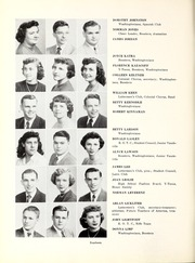 Page 16, 1951 Edition, George Washington High School - Post Yearbook (Indianapolis, IN) online yearbook collection