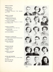 Page 17, 1951 Edition, George Washington High School - Post Yearbook (Indianapolis, IN) online yearbook collection