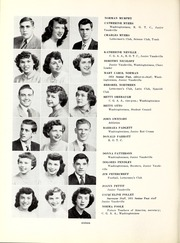Page 18, 1951 Edition, George Washington High School - Post Yearbook (Indianapolis, IN) online yearbook collection