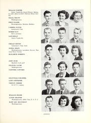 Page 19, 1951 Edition, George Washington High School - Post Yearbook (Indianapolis, IN) online yearbook collection